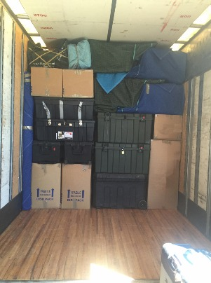 Professional Packing and Loading Services