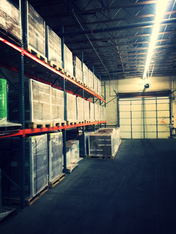 Warehouse Commercial Storage